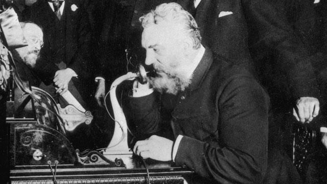 Η ανακάλυψη τουτηλεφώνου