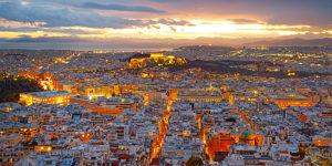 Αθήνα πρωτεύουσα Ελλάδα