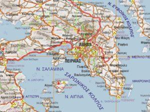 Αττική Νομός της Ελλάδας