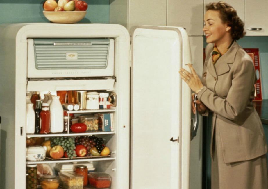 Ψυγεια και συντήρηση τροφίμων