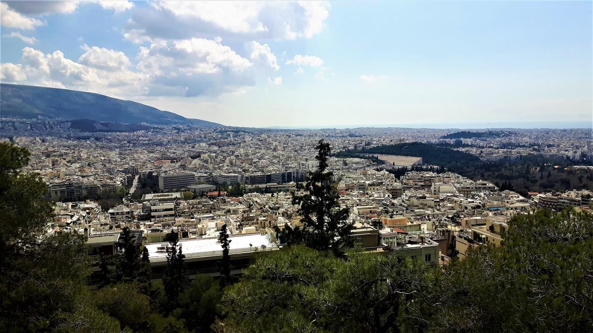 Η Αθήνα από το Λυκαβηττό 08