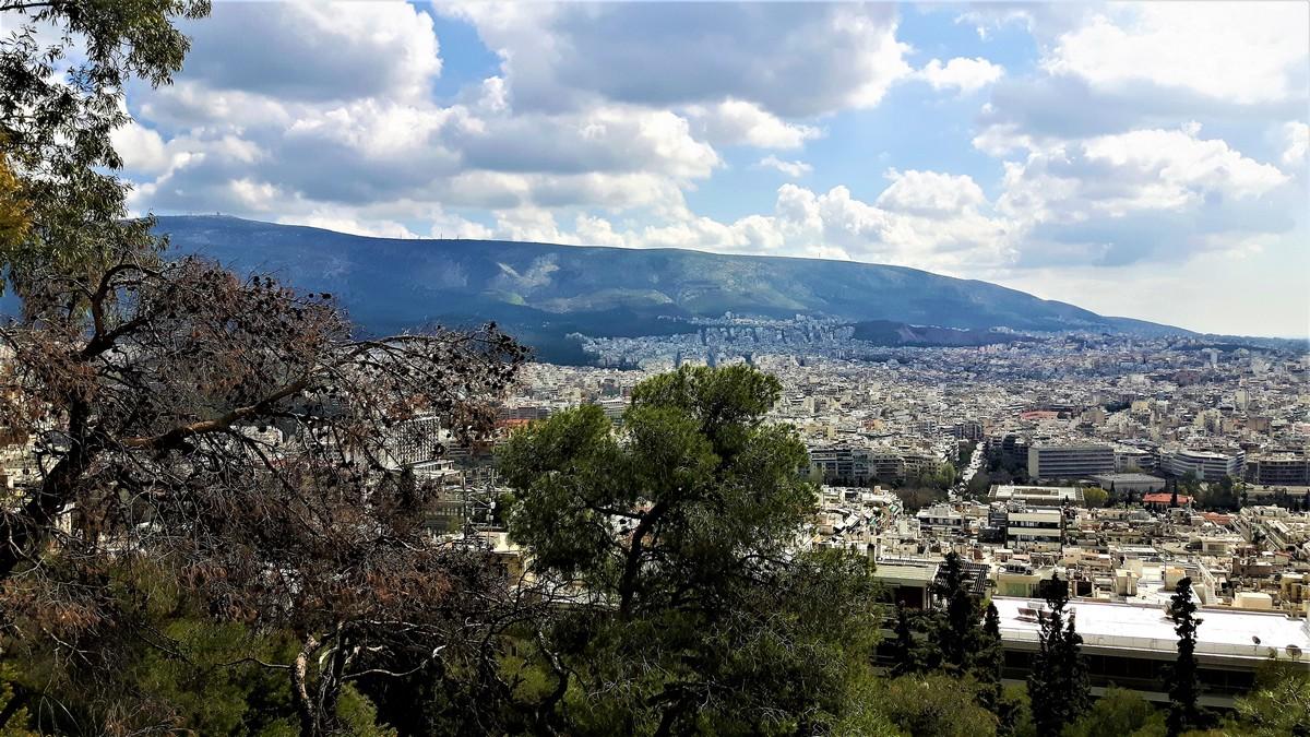 Η Αθήνα από το Λυκαβηττό 09