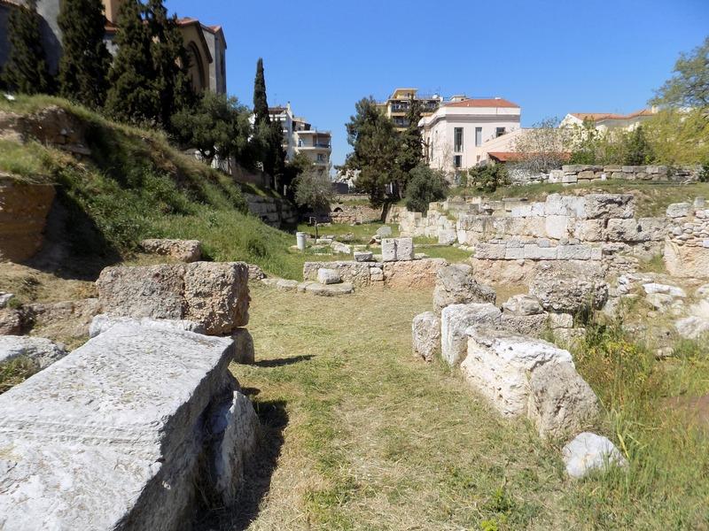 Αρχαιολογικός χώρος Κεραμεικού