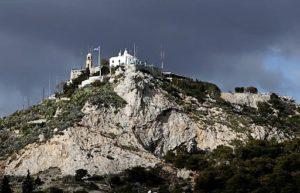 Λυκαβηττός λόφος της Αθήνας 3