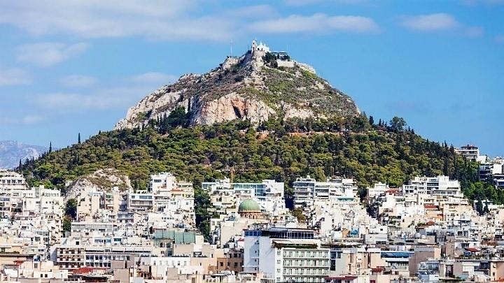 Λυκαβηττός λόφος της Αθήνας 4