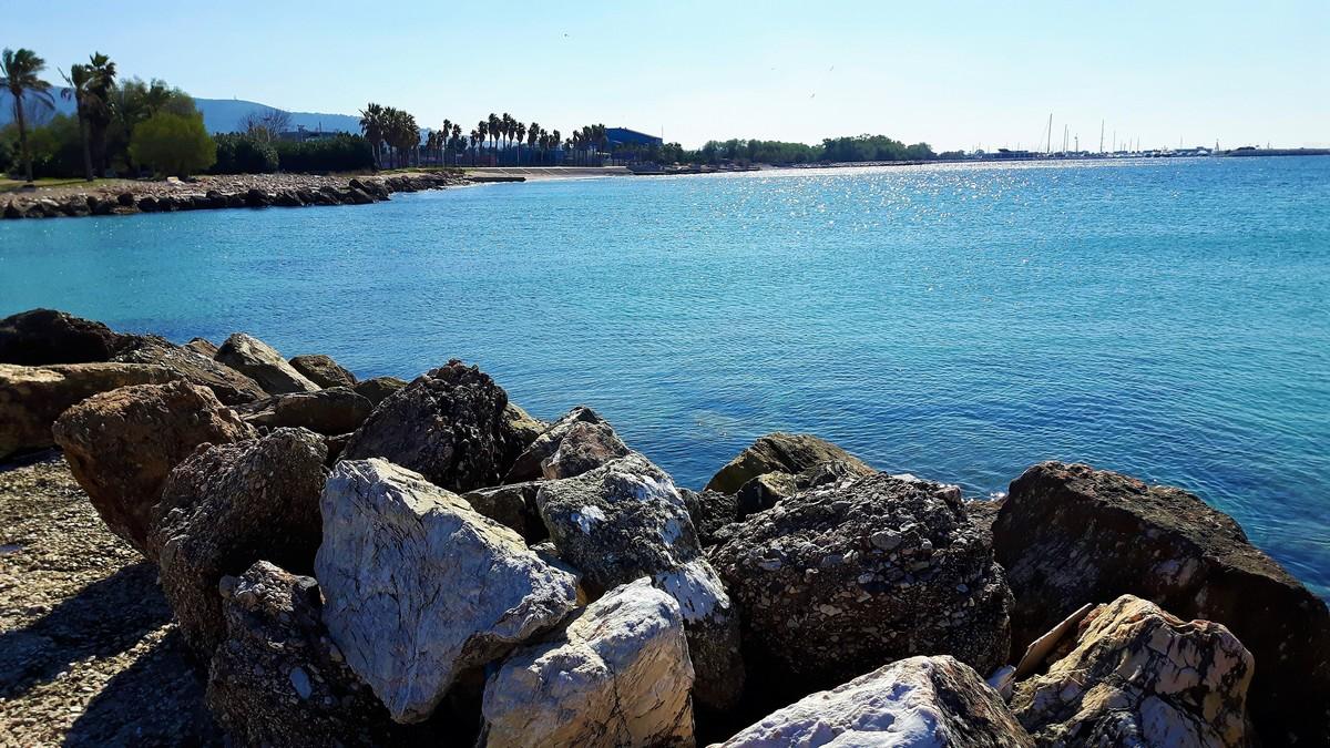 Παραλία Αγίου Κοσμά στο Ελληνικό 05