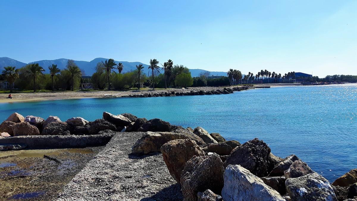 Παραλία Αγίου Κοσμά στο Ελληνικό 06
