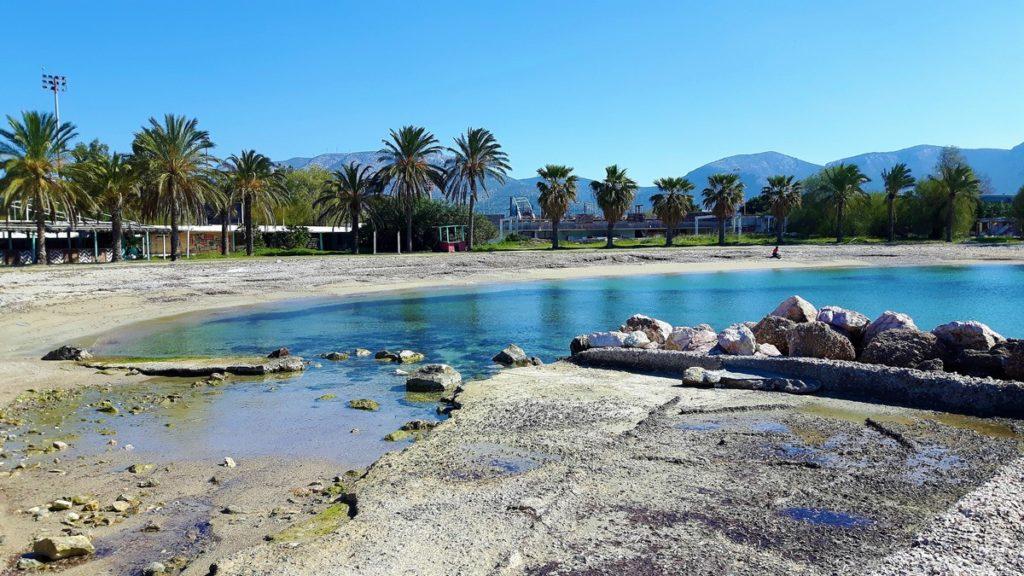 Παραλία Αγίου Κοσμά στο Ελληνικό 07