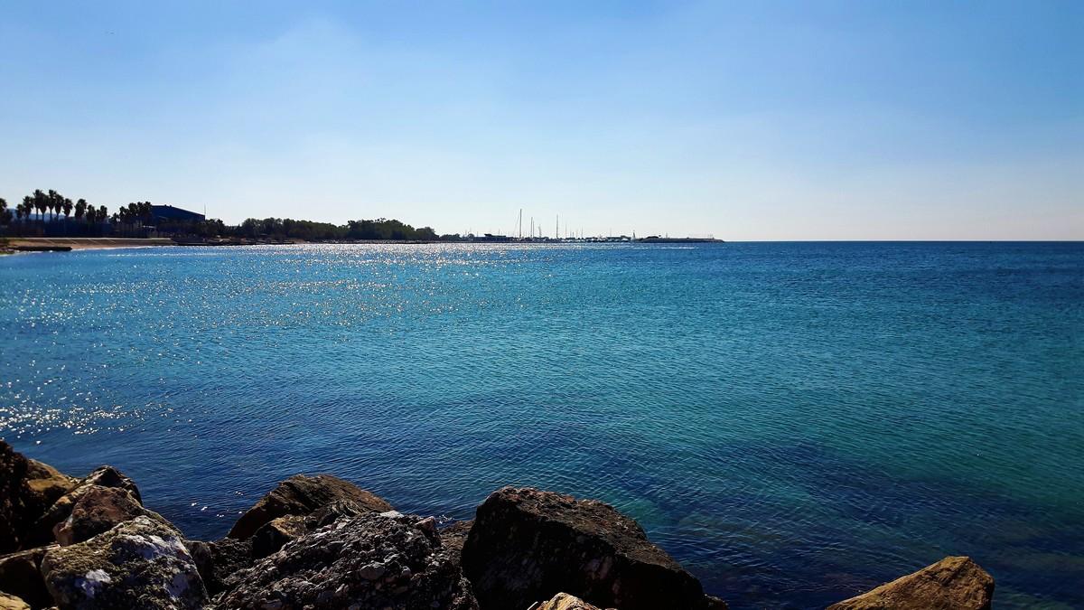 Παραλία Αγίου Κοσμά στο Ελληνικό 08