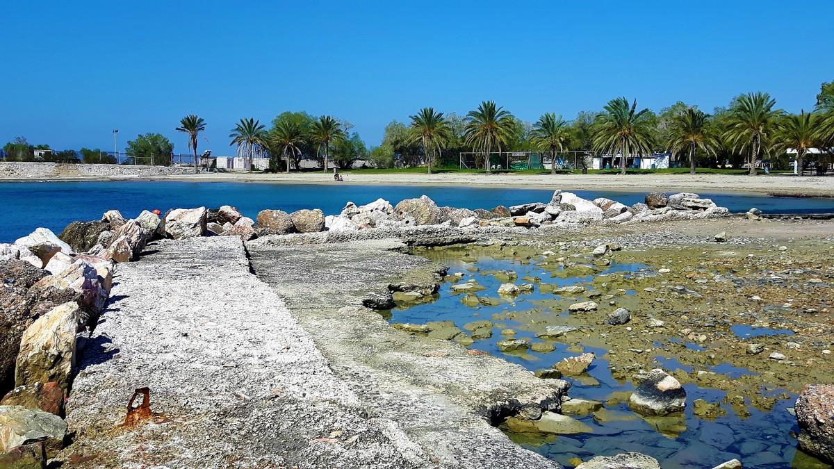 Παραλία Αγίου Κοσμά στο Ελληνικό 16