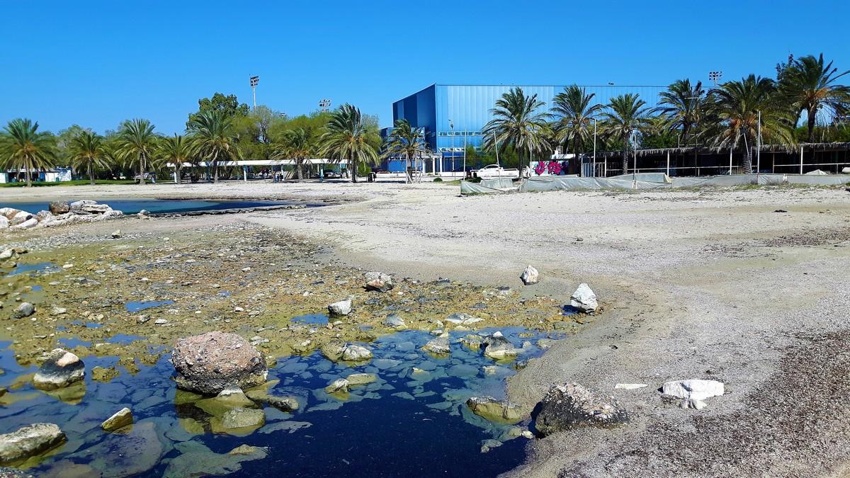 Παραλία Αγίου Κοσμά στο Ελληνικό 18