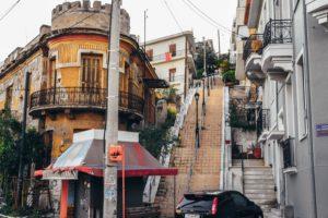 Καστέλλα – Ιστορική συνοικία του Πειραιά 1