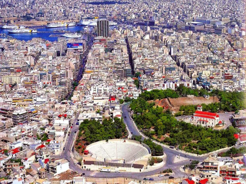 Καστέλλα – Ιστορική συνοικία του Πειραιά