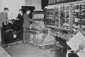 Μηχανή του Άλαν Τιούρινγκ Ο πρώτος υπολογιστής της ιστορίας
