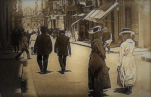 Οι πρώτοι έμποροι της Αθήνας